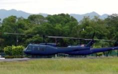 Helicópteros de la Armada de México