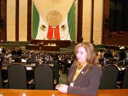 La joven legisladora federal informará de sus accioneslegislativas
