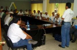 Reunión Regional de Protección Civil