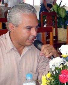 """Candidato del PANAL denuncio entrada de """"dinero sucio"""" en lascampañas."""