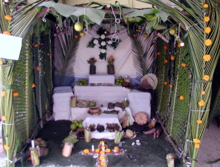Mucho de las tradiciones mayas perduran