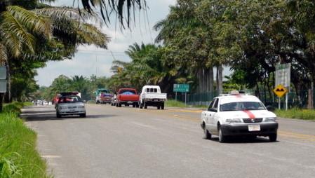 Carretera Palenque-Playas será modernizada.