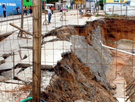 La excavación careció de supervisiónoficial.