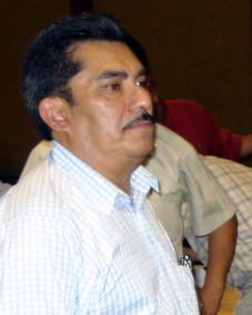 Raymundo Toledo desaprobó el despido masivo de policiasmunicipales.