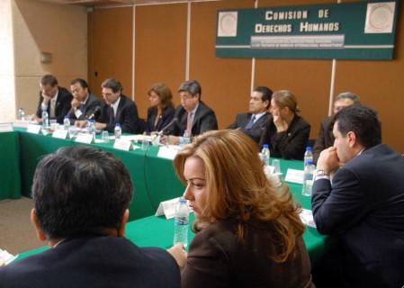 La diputada por Palenque resaltó la importancia de los derechoshumanos,
