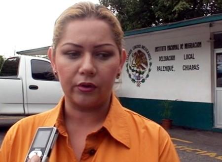 Yary Gebhardt diputada federal por Palenque aprobo medidas para reforzar la seguridad delpa�s.