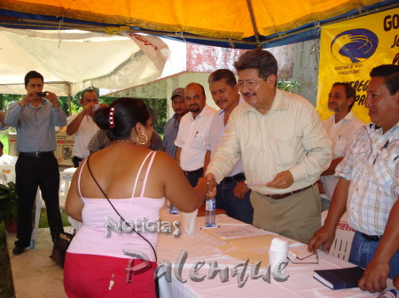 Cooperativas pesqueras de la región recibieron apoyos para proyectos.