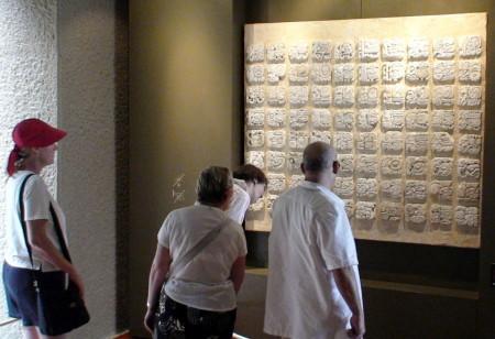 El museo permite una mayor comprensión de la cultura maya.