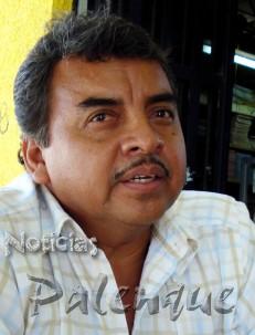 El presidente del PRD Palenque denunció irregularidades.
