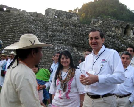 Elvira Quezada propuso integrar propuestas ind�genas.