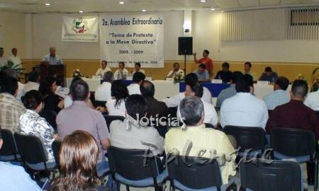 El  evento convocó a empresarios tur�sticos de la región.