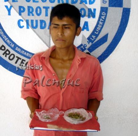 El traficante cansó a la comunidad El Progreso.