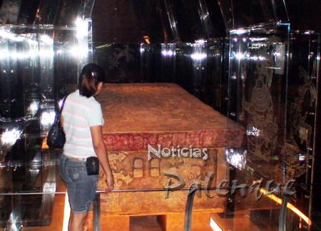 La Sala de la Tumba de Pakal, otro de los incentivos.