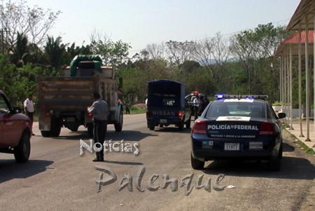 Se sabe de la presencia de automotores robados en la zona.