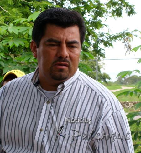 Alfredo Salgado fue arraigado por 30 d�as para ser investigado.