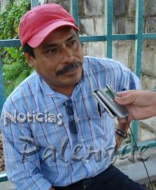 Dirigente sindical de los trabajadores indigenistas