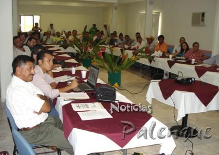 Huleros de todo el paós se reunieron en Palenque.