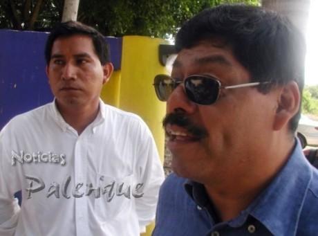 Lopez Diaz y Marcos Abadia engañaron a los indigenas.