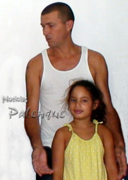 Prefirió arriesgarse con su familia antes que seguir en Cuba.