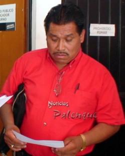A Luis Mayo Sánchez  se le señala como agitador.