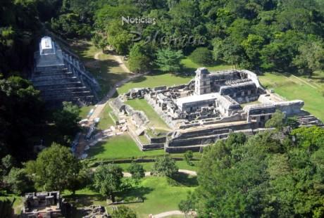 Con mediciones astronómicas precisas los mayas orientaron sus edificios.