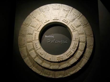 El calendario maya fue perfeccionado por Kan Balam II.