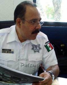 El inspector general de la PFP atribuyó los accidentes al mal tiempo.