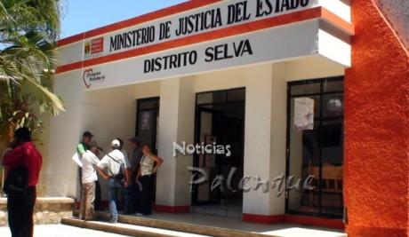 El Ministerio de Justicia ejercerá acción penal contra los detenidos.