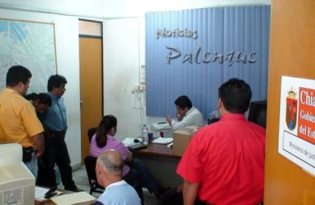 La edil y otros funcionarios declararon ante la Fiscal�a Regional.