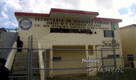 Los l�deres detenidos fueron ingresados al penal de Playas.