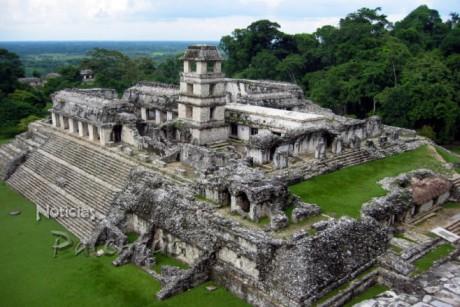 Palenque es la entrada turistica a Chiapas.