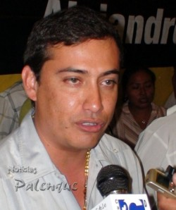 Alejandro Gamboa no es reconocido por los seguidores de AMLO.