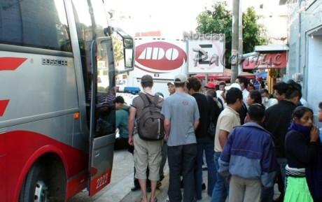 Autobuses de linea, nuevo blanco de la delincuencia.