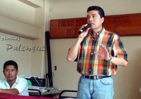 El diputado federal perredista advirtió sobre los peligros de la reforma de Calderón.