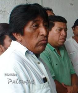 El dirigente de la CNC afirma que Potenciano ni se para por ahi.