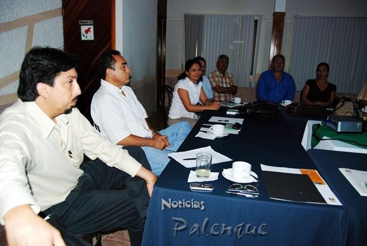 Arquitectos de palenque se capacitan en planeaci n urbana - Colegio de arquitectos de lleida ...