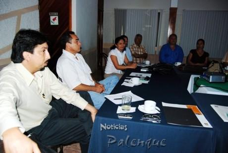 El presidente de los arquitectos de Palenque sostuvo que ellos deben participar en la planeación de la ciudad.