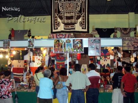 En años pasados la muestra artesanal fue internacional.