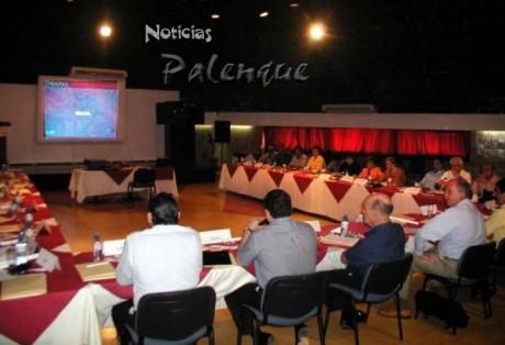 Hoteleros de todo el pais se reunirán en Palenque.