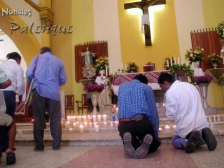 La devocion ha Santo Domingo persiste con los años.