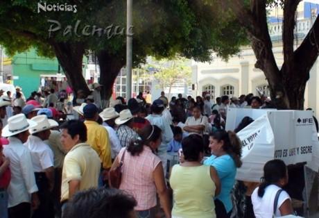 Se espera buena afluencia a la consulta en Palenque.