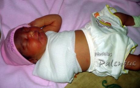 Demandan que se responsabilicen de las lesiones causadas a la bebe.