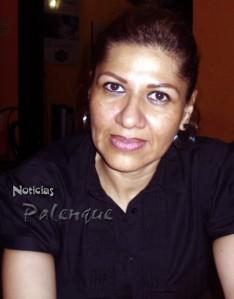 Edilia Contreras aseguró que la marcha es de la sociedad y sin banderas partidistas.