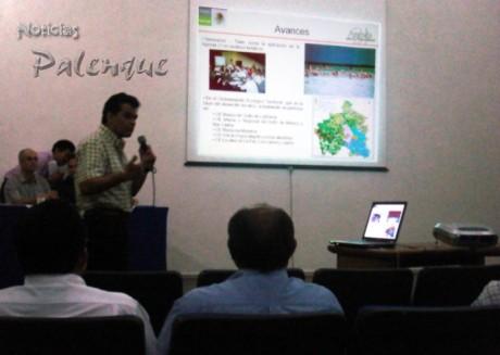 el director de Agenda 21 dio a conocer en que consiste el programa.