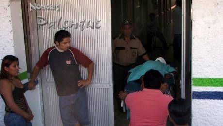El guatemalteco sigue hospitalizado y se sospecha que es pollero.