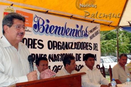 El secretario de pesca instaló el comité organizador del torneo.
