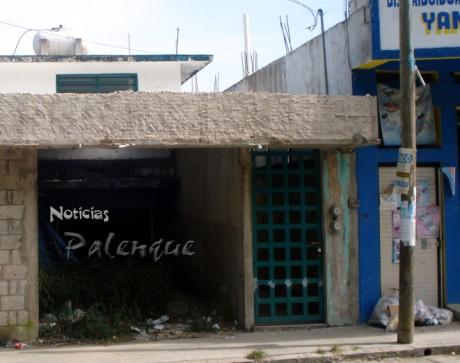 En el departamento de arriba se localizó el centro de espionaje clandestino.