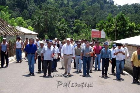 En Roberto Barrios dialogaron con las partes en conflicto.