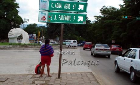 De Palenque a Ocosingo ocurre la mayoria de los asaltos carreteros.