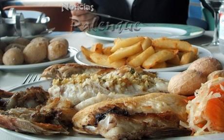 El pescado será la base de la muestra gastronómica.